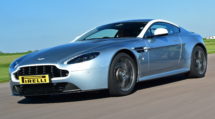 Image of Aston Martin N430 V8 Vantage