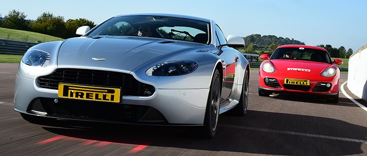Photo of Aston Martin Driving Experience
