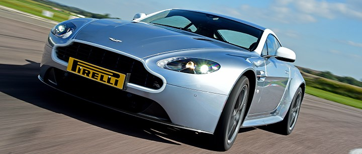Photo of Aston Martin Thrill