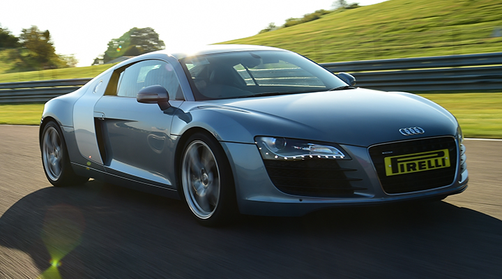 Image of Audi R8