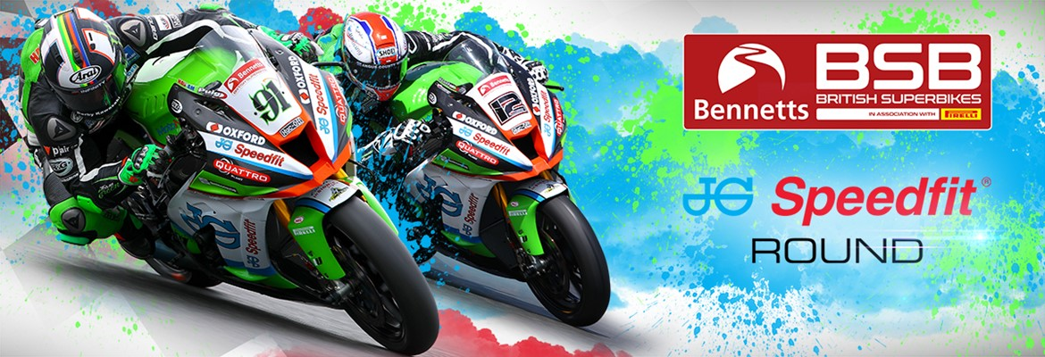 British Superbikes at Thruxton