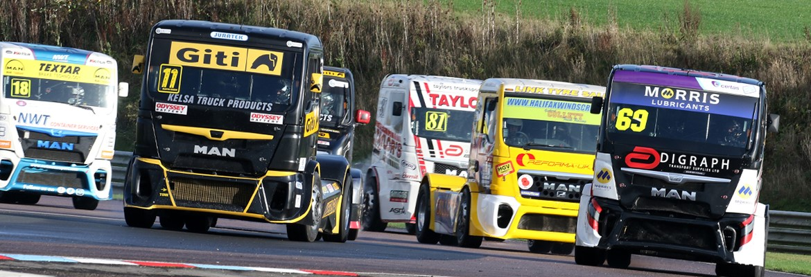 British Truck Racing Championship - Thruxton