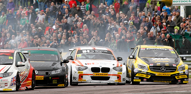 BTCC Ticket Offer