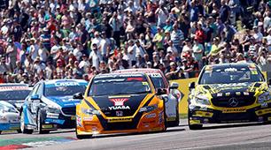Photo of Dunlop MSA British Touring Car Championship