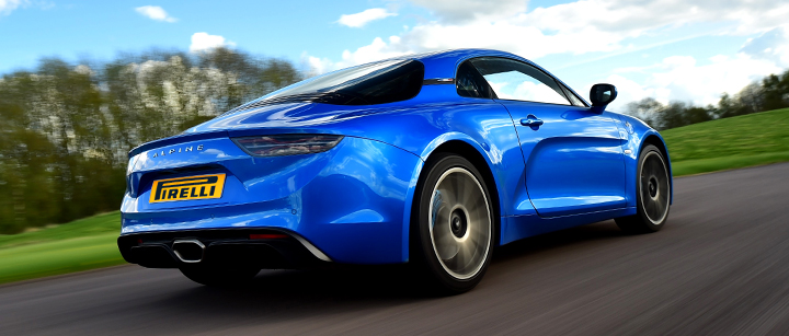 Photo of Alpine A110 PLUS Driving Experience