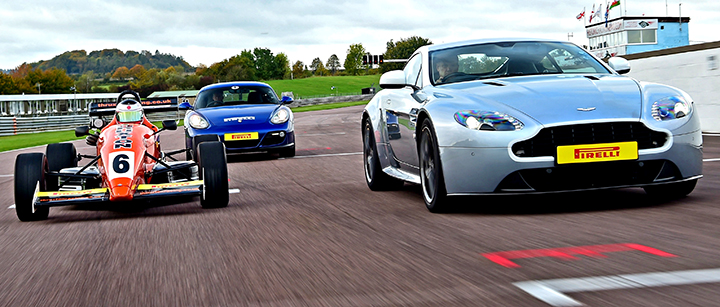 Photo of Aston Martin PLUS+ Driving Experience