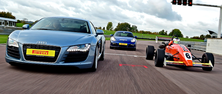 Photo of Audi R8 PLUS+ Driving Experience