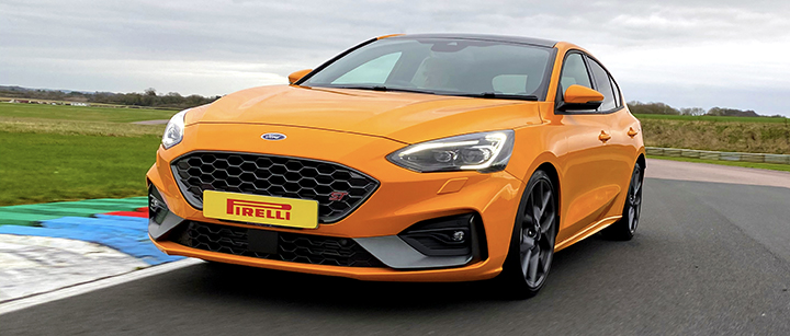 Photo of Ford Focus ST One-2-One