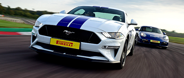 Photo of Ford Mustang Driving Experience