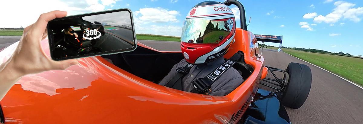 360 in-car videos