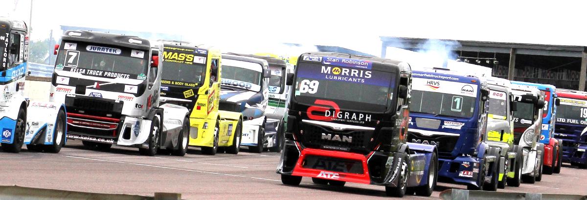 British Trucks 2018