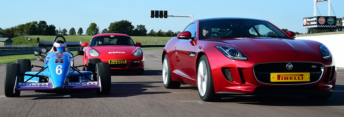 Saturday 23 February Driving Experience Day Offers