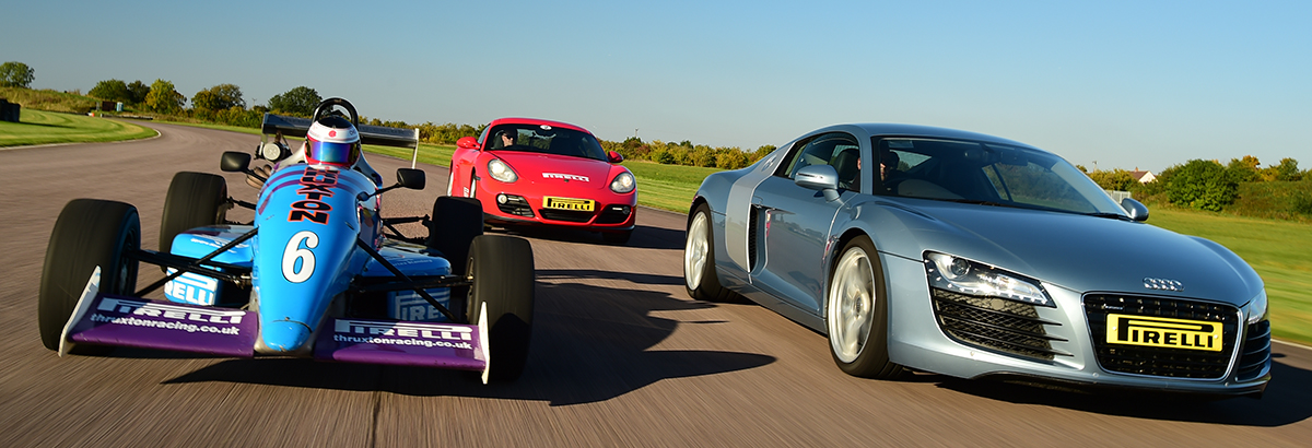 Friday 22 Mach Driving Experience Day Offers