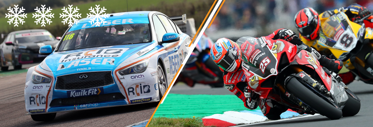 FESTIVE DISCOUNTS ON 2021 BTCC AND BSB TICKETS