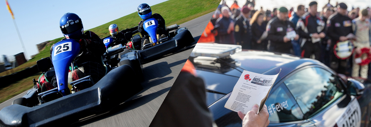Karting Race of Remembrance
