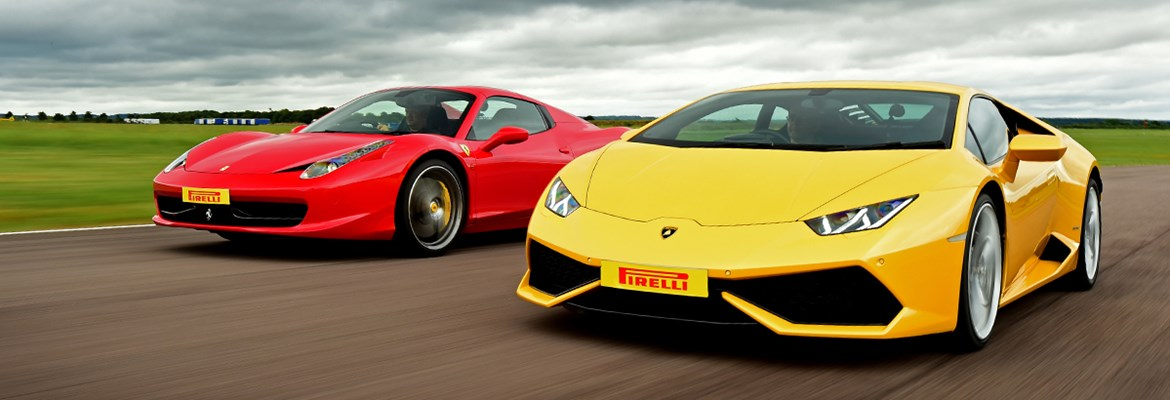 April Driving Experience Days On Offer