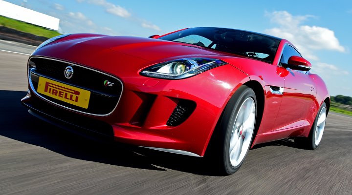 Image of Jaguar F-TYPE