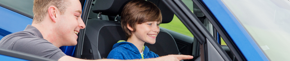 Junior Driving Experience