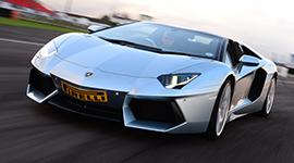 Image of Lamborghini Aventador Roadster