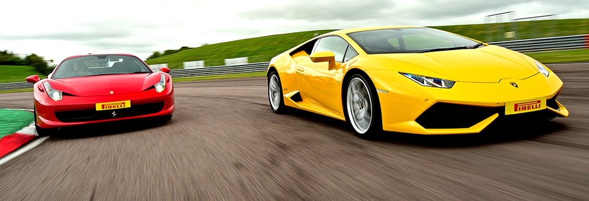 October 14 and 15 Driving Experience Special Offers