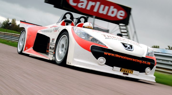 Image of Peugeot GT Cup Car