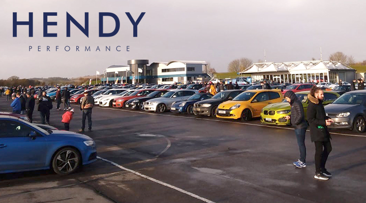Image of Hendy Performance Day Sun 8 August 2021 - Display Vehicle Ticket