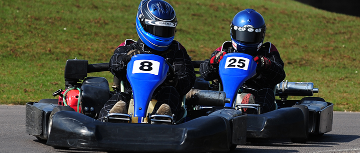 Image of Kart Race of Remembrance Team - Serving Military Only