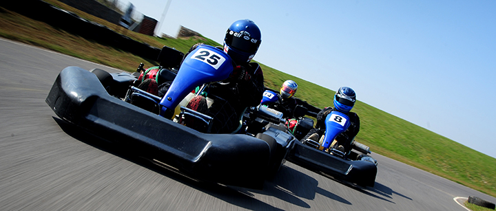 Image of Kart Race of Remembrance Team