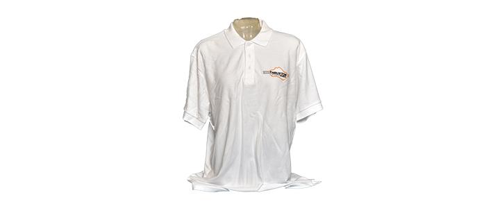 Image of Thruxton 50th Anniversary polo-shirt