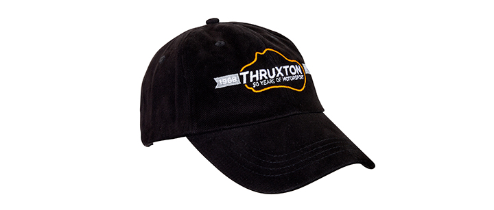 Image of Thruxton 50th Anniversary baseball cap