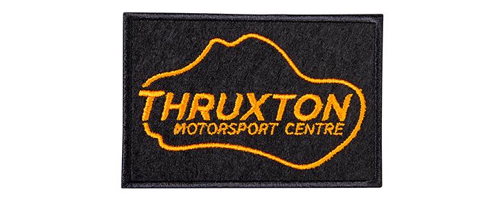 Image of Thruxton Cloth badge