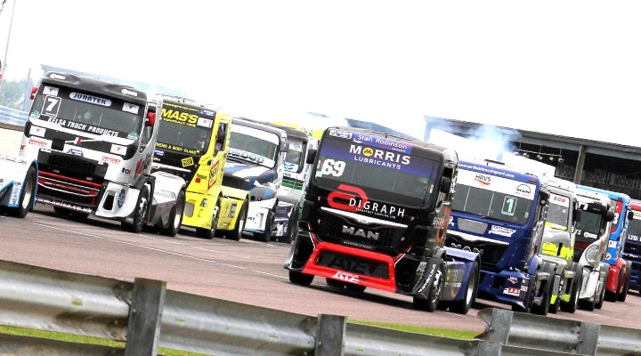 Photo of Postponed - British Trucks Race Meeting
