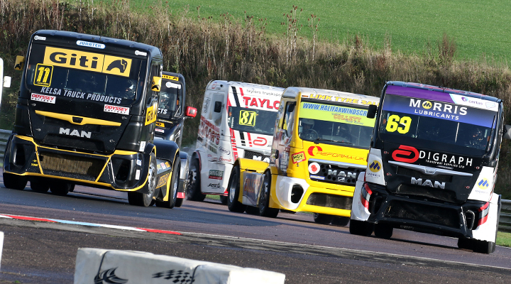 Photo of British Trucks Race Meeting