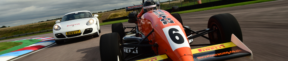 Racing Car Driving Experience