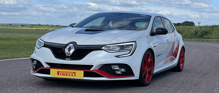 Image of Renault Megane Trophy-R