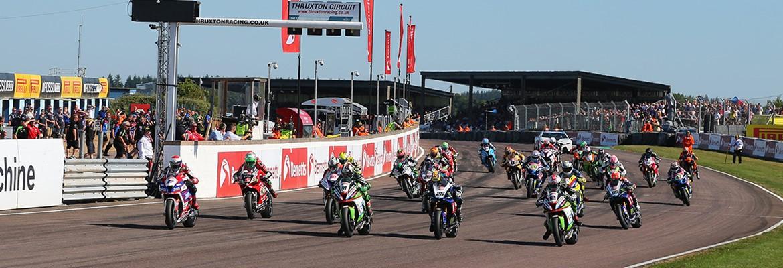 Bennetts British Superbike Championship Thruxton Circuit