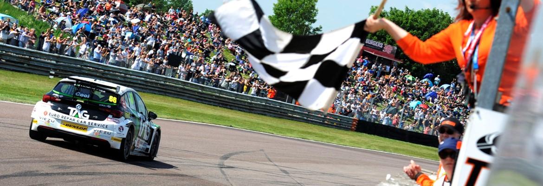 Thruxton Circuit - BTCC