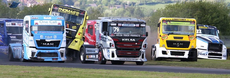 British Truck Race Meeting