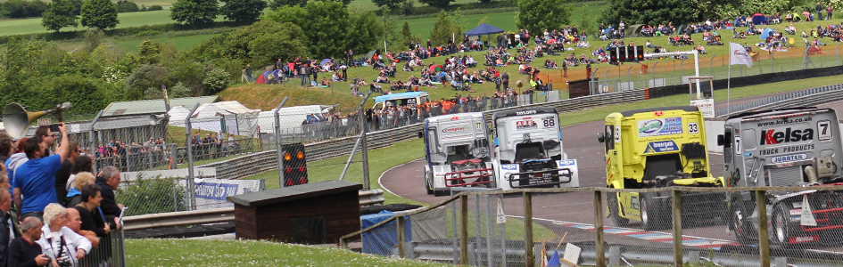 Trucks at Thruxton