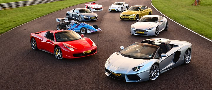 Photo of Ultimate Supercar Driving Experience